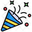 Party Celebration Confetti Icon