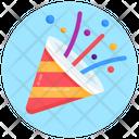 Sparkler Confetti Confetti Splash Icon