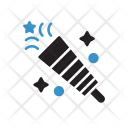 Confetti Party Cone Icon