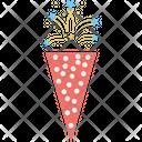 Confetti Confetti Poppers Party Popper Icon