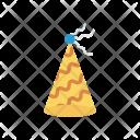 Confetti Popper Party Icon