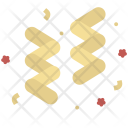 Confetti Party Celebration Icon