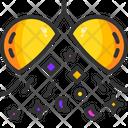Confetti Ball Icon