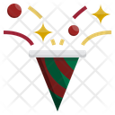 Confetti Popper Icon