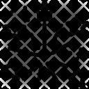 Confetti Stars Icon