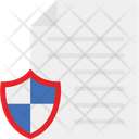 Confidence Documents Paper Security Icon