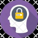 Confidential Privacy Lock Icon