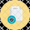 Confidential Data Encryption Icon