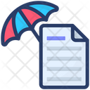 Confidential Document Icon
