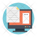 Confidential Information Docs Icon
