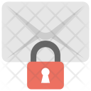 Confidential Mail Security Icon