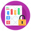 Document Security Secret File Confidential File Icon