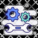 Config Configure Control Icon