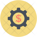 Configuration Banking Cog Icon