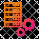 Configuration Network Hosting Icon