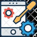 Configuration App Development Icon
