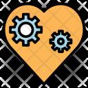 Configuration Gears Option Icon