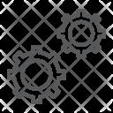 Configuration Cog Wheel Icon