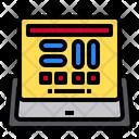 Configuration Setting Gear Icon