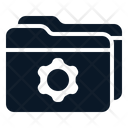 Multiple Folder Configuration Icon