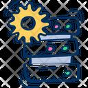 Configuration Gear Server Icon