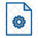 Configuration Document File Icon