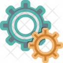 Configuration Gear Options Icon