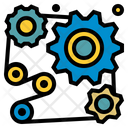 Cogwheel Gear Configuration Icon