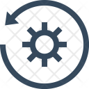 Configuration Gear Miscellaneous Icon