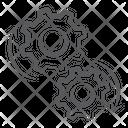 Setting Management Configuration Icon