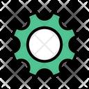 Setting Configure Gear Icon