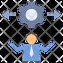 Configuration Decision Management Icon