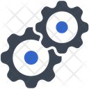 Configuration Gear Option Icon