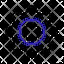 Gear Setting Settings Icon