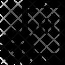 Configuration Graph Mobile Icon