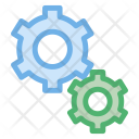 Configuration Gears Settings Icon