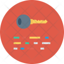 Configuration Key Keyword Icon