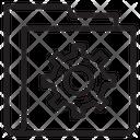 Process Gear Folder Icon