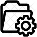 Gear Cogwheel Setting Icon