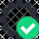 Configuration Successfully Icon