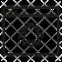 Web Website Configure Icon