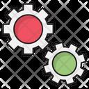 Gear Configure Hardware Icon