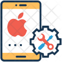Configure Smartphone Setup Icon