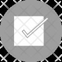 Confirm Order Verify Icon