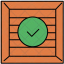 Confirm crate Icon