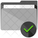 Confirm folder Icon