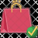 Order Online Shop Shopping Bag Icon