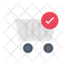 Cart Trolley Buying Icon