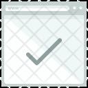 Confirm Approve Verify Icon