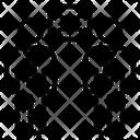 Conflict Argue Dispute Icon